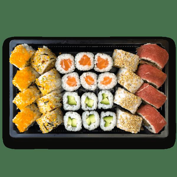 Konbanwa Set menu 4