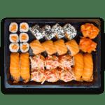 Konbanwa Set menu 5