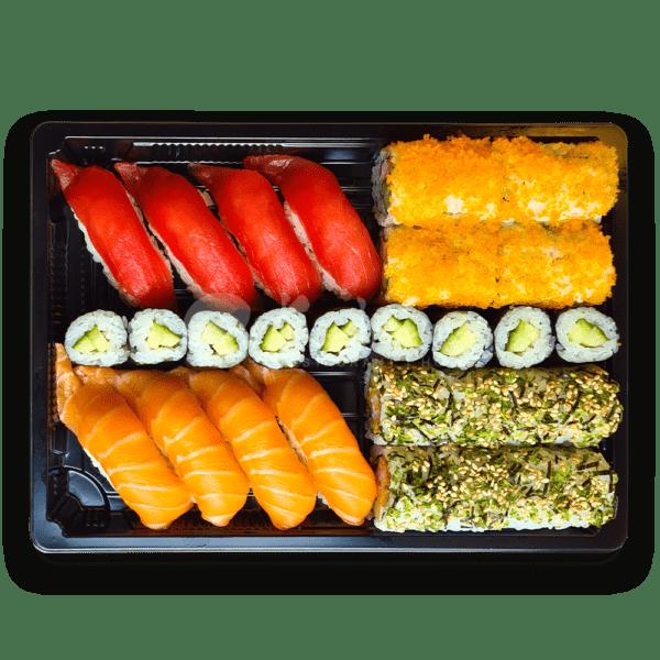 Konbanwa Set menu 6
