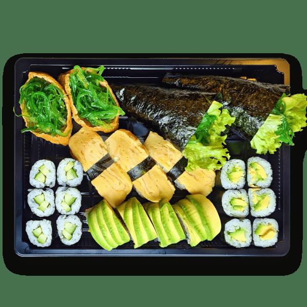 Konbanwa Set menu 7