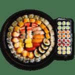 Set menu Konbanwa