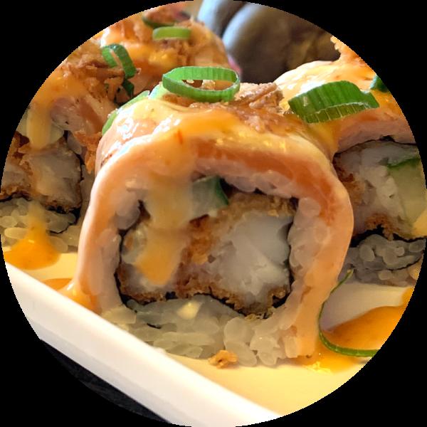031 Sushi vd Maand - Oktober 2020
