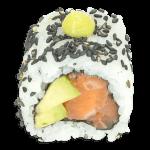 Maki avocado zalm