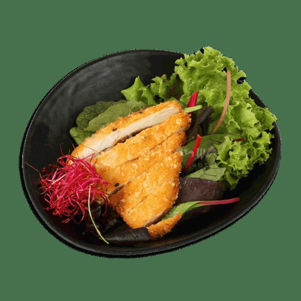 Kip salade