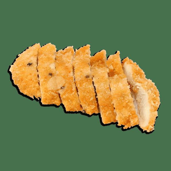 Gefrituurde kip