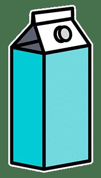 Bevat melk