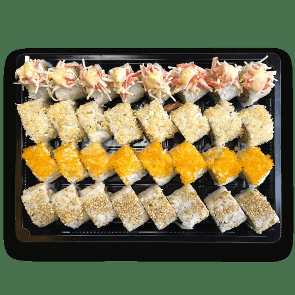 Konbanwa Set menu 9