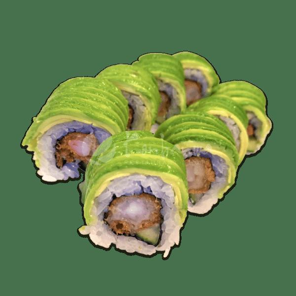 A17. Maki garnalen avocado rol