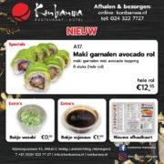 Nieuw bij Konbanwa + afhaalkaart 10-2020