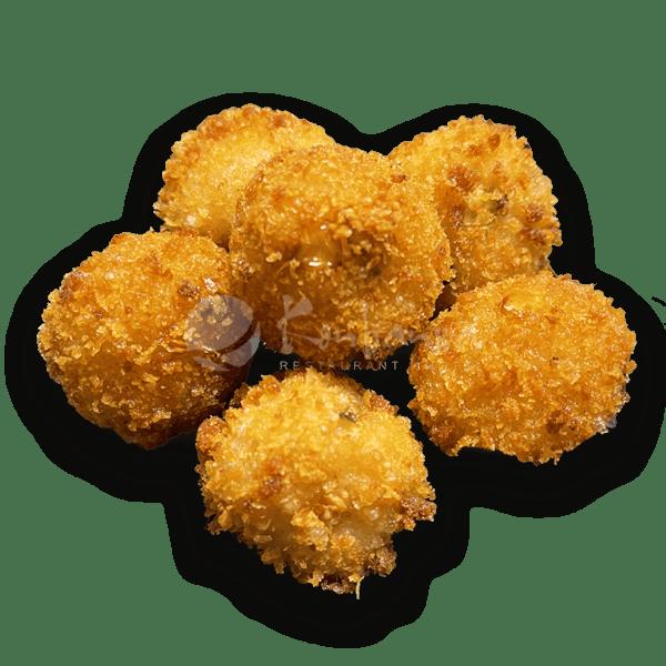 85a Japanse bitterballetjes