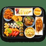 Konbanwa Familie menu