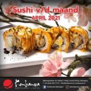 031 Sushi vd Maand - April 2021
