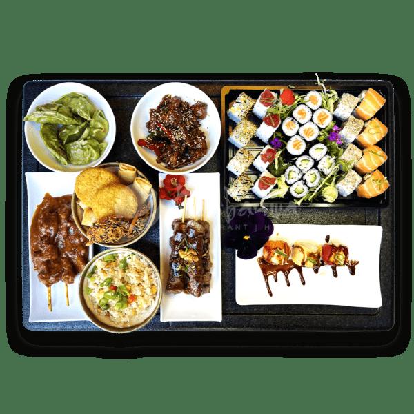 Konbanwa Moederdag menu 2021