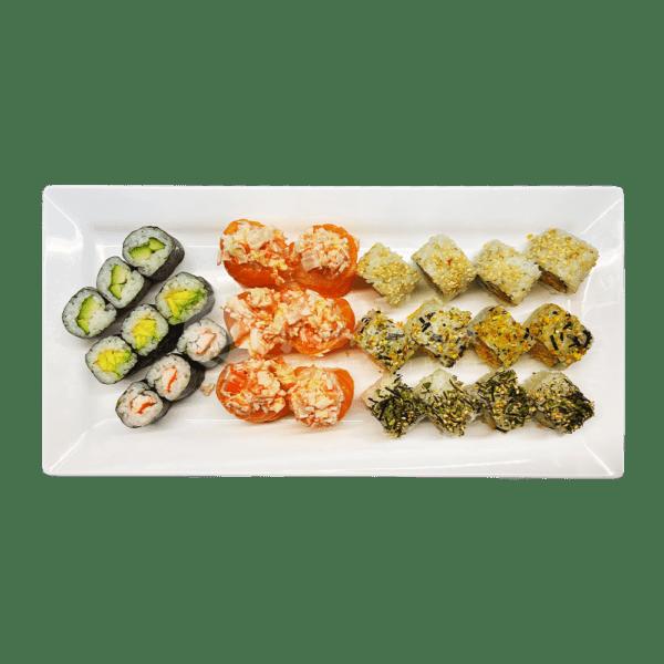 Sushibox v/d maand 2021-09-12