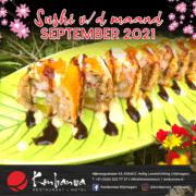 031 Sushi vd Maand - September 2021